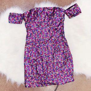 Forever 21 Sequin Dress - S